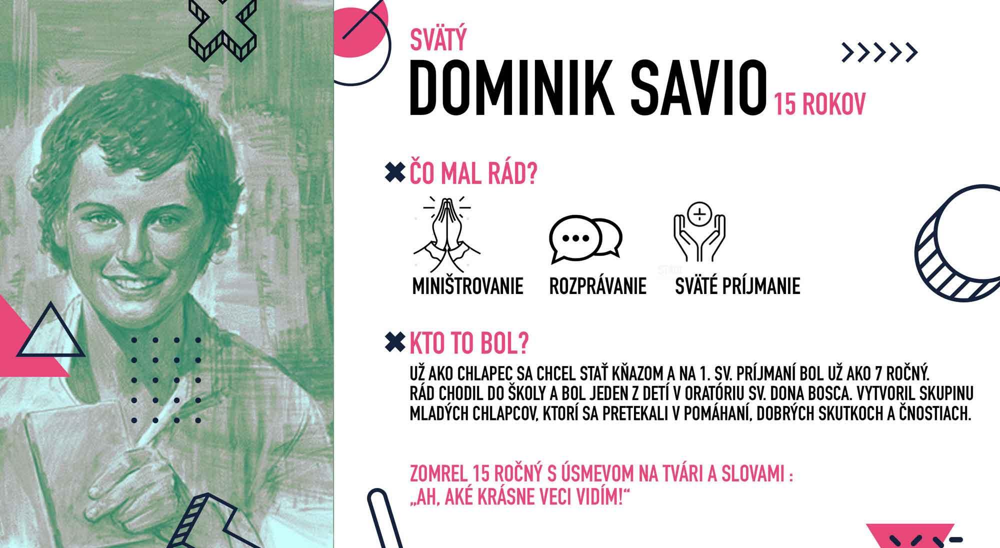 Dominik-Savio