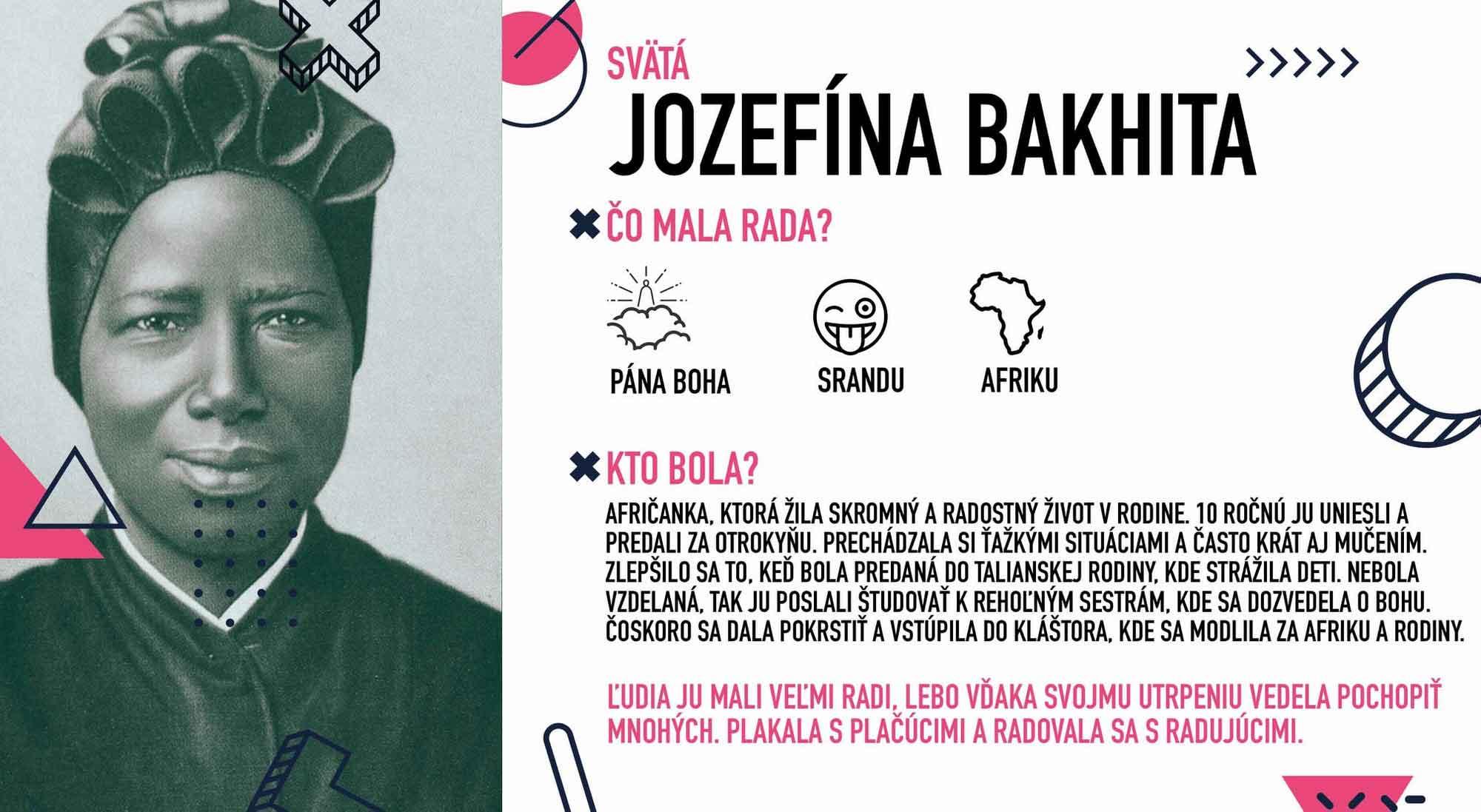 Jozefína Bakhita