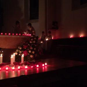 Vigílna svätá omša